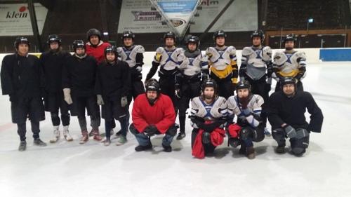 Eisfußball 2015