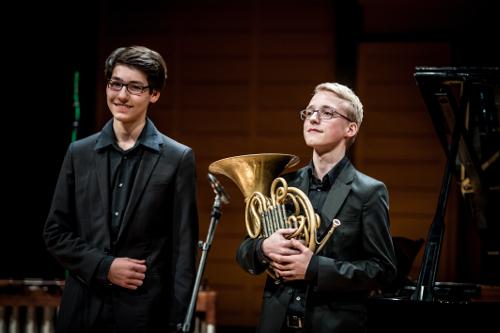 """Landeswettbewerb """"Jugend musiziert"""" 2016 Sten Erik Pree"""