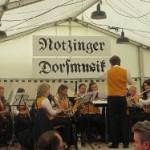 Dätscherfest in Notzingen 2015
