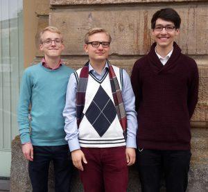 Bundeswettbewerb Jugend musiziert 2016 Sten Erik Pree