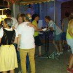 Rettichfest 2016 Bar und Karaoke