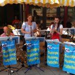 Rettichfest 2016 Original Dettinger Hohlwegrutscher