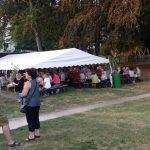 Rettichfest 2016 Festbeginn