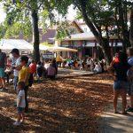 Rettichfest 2016 Parkstimmung Sonntagnachmittag
