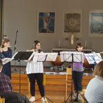 Jugendvorspiel 2017 - Flötenensemble