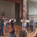 Jugendvorspiel 2017 - Klarinettenensemble