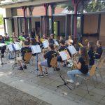 JBOP beim 25. jährigen Jubiläum Kulturpark Dettinger