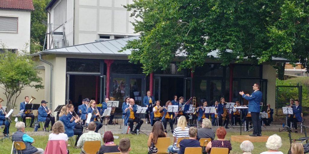 Sommerkonzert der Stadtkapelle