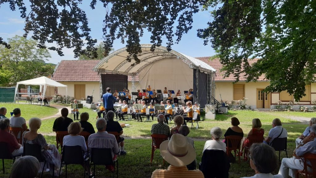 Sommerkonzert der Stadtkapelle Plochingen