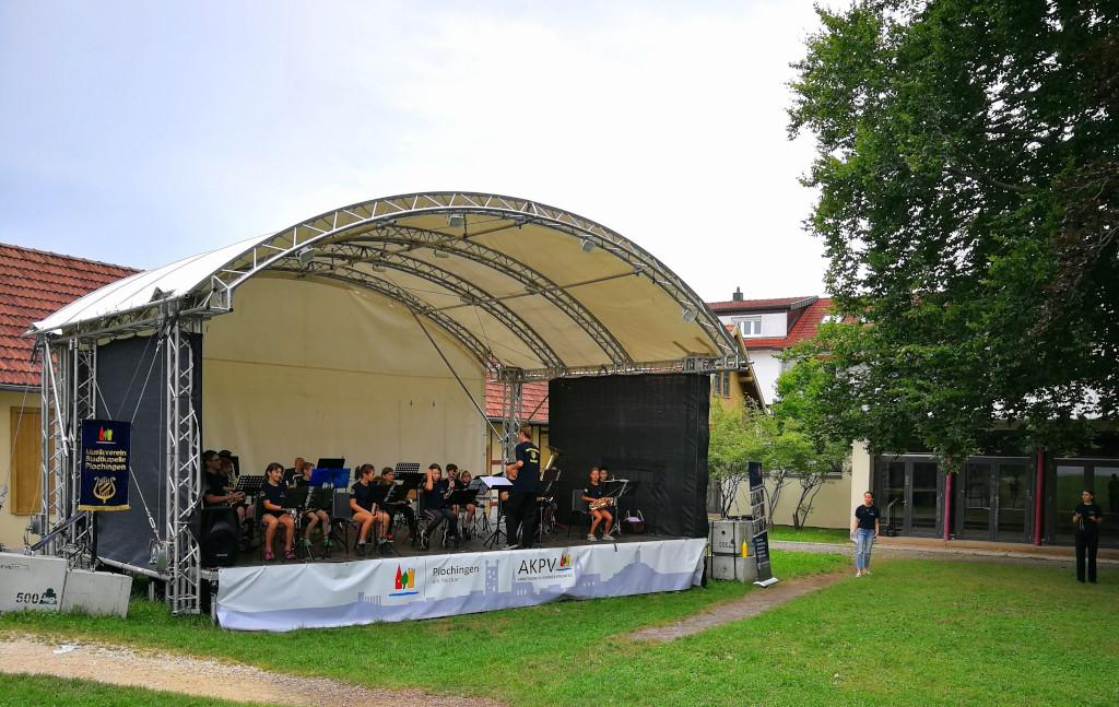Sommerkonzert der Jugend